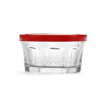 Fruit & Nut 300 ml Bowl Set of 2, Red