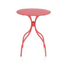 Rosie Garden Table - @home By Nilkamal, Red