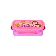 Princess Square Small Lunch Box, Pink
