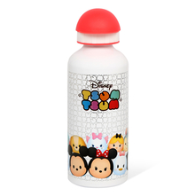 Tsum Cap Kinds Sipper Bottle 400 Ml, White & Red