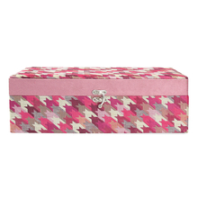 Chevron Storage Box - @home Nilkamal,  purple
