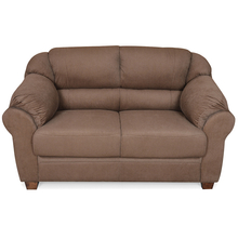 Maria 2 Seater Sofa - @home Nilkamal,  brown