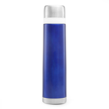 Bergner Stainless Steel Vacuum Flask - Blue