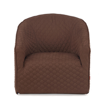 Kaya Occassional Chair - @home By Nilkamal, Brown