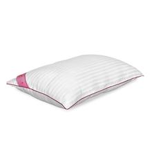 Trance 46 cm x 69 cm Pillow - @home by Nilkamal, White