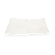 Quadra 4 Section Platter, White