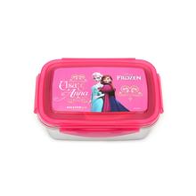 Frozen 350 ml Snack Box, Pink