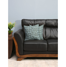 Texture Blackout 40 cm x 40 cm Cushion Cover, Emerald