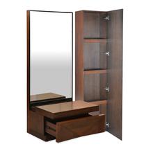 Nixon Dresser with Storage - @home by Nilkamal, Cherry