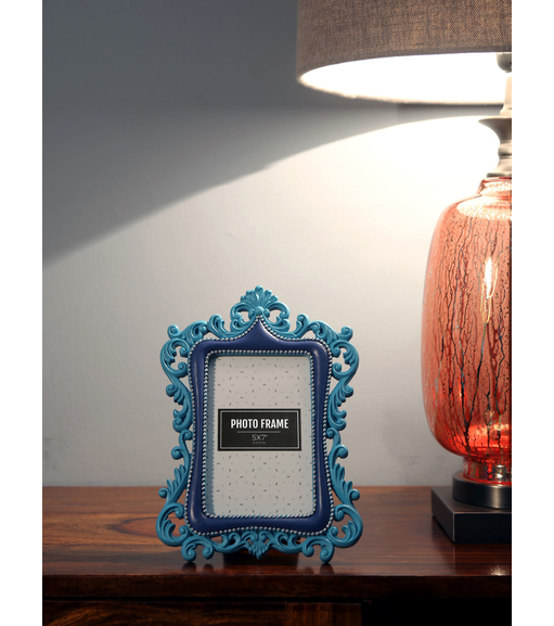 Traditional Photo Frame, Seagreen