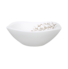 Laopala Quadra Autumnal Veg Bowl Set of 6, White