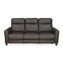 Admiral 3 Seater Sofa With Electrical Recliner, Dark Brown