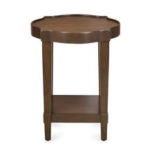 Hurley Side Table, Walnut