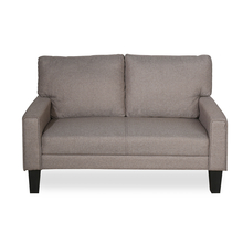 Comfort 2 Seater Sofa - @home by Nilkamal, Brown