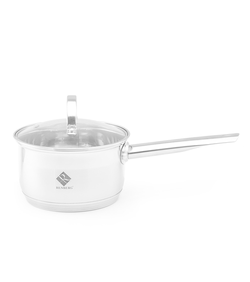 Bergner Sauce Pan with Glass Lid