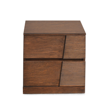 Everest Night Stand - @home Nilkamal,  brown