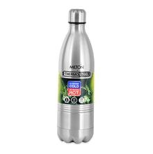 Milton Duo 1000 ml Flask, Silver