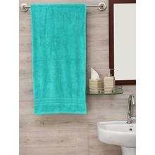 Zerotwist 80 cm x 160 cm Shower Towel, Sea Green