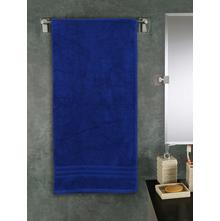 Zerotwist 80 cm x 160 cm Bath Sheet, Indigo