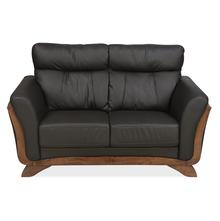 Theo 2 Seater Sofa, Brown
