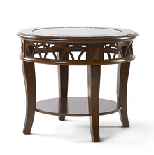Pisces Side Table - @home Nilkamal,  walnut