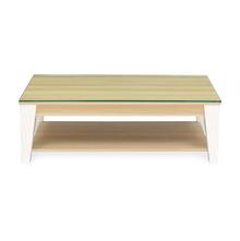 Baalbek Center Table - @home by Nilkamal, White