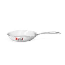 Bergner Triply Stainless Steel Fry Pan, Silver