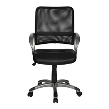 Nilkamal Neo Mesh Office Chair - Black