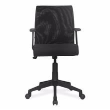 Nilkamal Thames Low Back Mesh Office Chair, Black