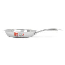 Bergner Triply Stainless Steel 20 cm Fry Pan, Silver