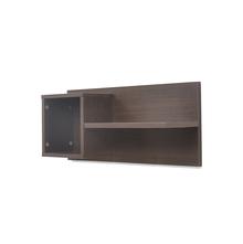 Candice Wall Shelf Vermount - @home Nilkamal,  brown