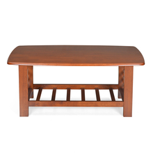 Nilkamal Legacy Coffee Table Dirty, Oak & Black