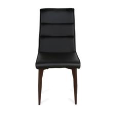 Pratt Dining Chair - @home by Nilkamal, Dark Walnut