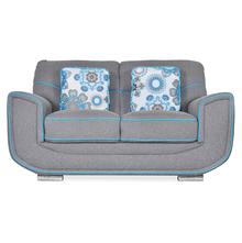Marly 2 Seater Sofa - @home Nilkamal,  grey