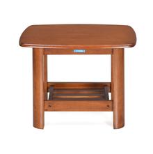 Nilkamal Rockford Corner Table Dirty Oak