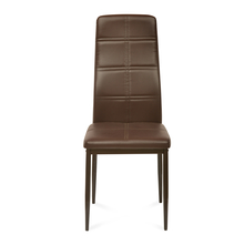 Joseph Dining Chair, Dark Brown