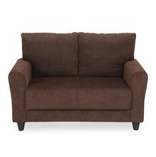 Etios Star 2 Seater Sofa - @home by Nilkamal, Cappuccino