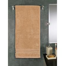 Zerotwist 60 cm x 120 cm Bath Sheet, Beige