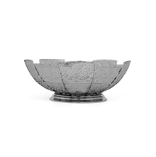 Cutwork Decorative Bowl, Silver