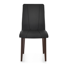 Symphony Dining Chair with Cushion - @home by Nilkamal, Walnut
