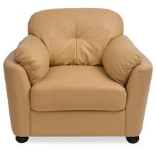 Hawaii 1 Seater Sofa -@home by Nilkamal,  beige