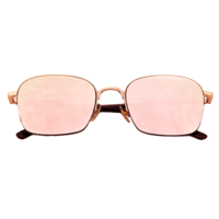 Sundance Sunnies (Rose Gold)