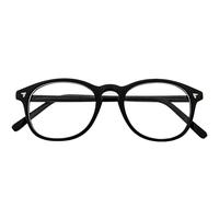Rectangular Matte Black Frame