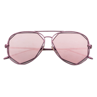 Reflect On That Sunglasses (Pink)
