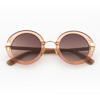 Ultra Babe Sunnies (Light Brown)