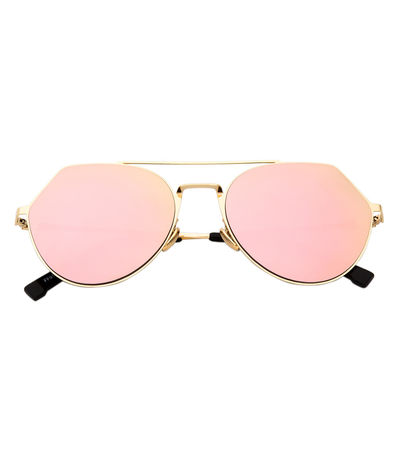Khloe Sunnies (Rose Gold)