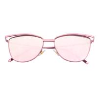 Purr-fect Cat Eye Sunnies (Pink Reflective)