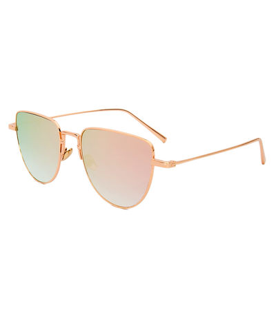 Eyeconic Sunnies (Rose Gold)