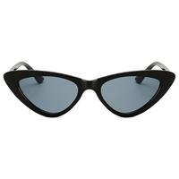 Gigi Cat Eye Black Sunglasses