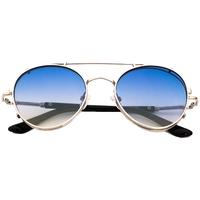 Dual Purpose Sunglasses (Blue Lens)